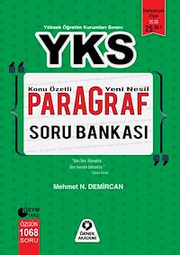 YKS Konu Özetli Yeni Nesil Paragraf Soru Bankası