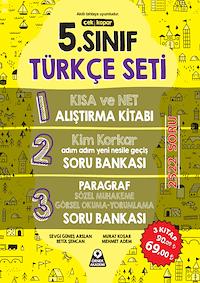 5. Sınıf Türkçe Seti