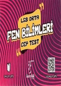 LGS Cep Test Fen Bilimleri (Orta)