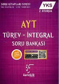 AYT Türev İntegral Soru Bankası
