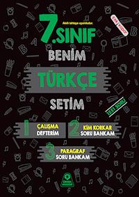 7. Sınıf Benim Türkçe Setim