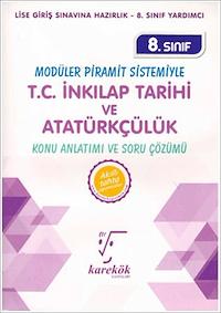 8.Sınıf TC İnkılap Tarihi ve Atatürkçülük MPS Konu Anlatımı ve Soru Çözümü