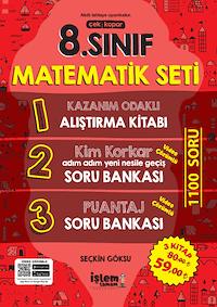 8. Sınıf Matematik Seti