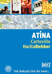 Atina Cartoville Harita Rehber - Tek Bakışta Tüm Bir Kent...