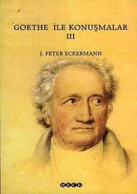 Goethe ile Konuşmalar 3