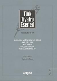 Türk Tiyatro Eserleri 3 Tanzimat Dönemi