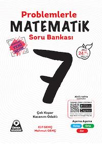 7. Sınıf Problemlerle Matematik Soru Bankası - Tamamı Yeni Nesil