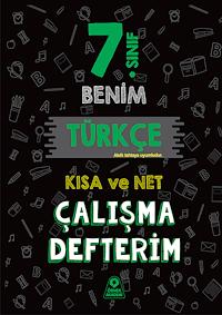 7. Sınıf Benim Türkçe Çalışma Defterim