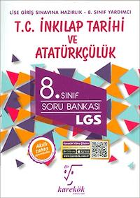 8. Sınıf LGS T. C. İnkılap Tarihi ve Atatürkçülük