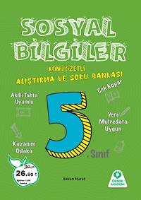 5. Sınıf Sosyal Bilgiler Alıştırma ve Soru Bankası - 2019