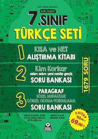 7. Sınıf Türkçe Seti