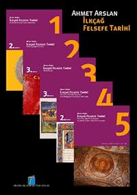 İlkçağ Felsefe Tarihi 5 Cilt Takım