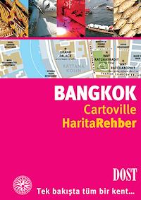 Bangkok Cartoville Harita Rehber