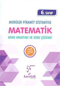 6. Sınıf MPS Matematik Konu Anlatımı ve Soru Çözümü