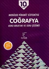 10. Sınıf Modüler Piramit Sistemiyle Coğrafya Konu Anlatımı ve Soru Çözümü