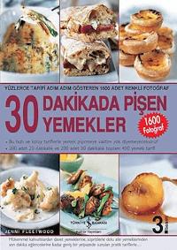 30 Dakikada Pişen Yemekler (CİLTLİ)