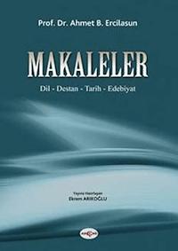 Makaleler Dil / Destan / Tarih/ Edebiyat