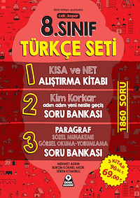 8. Sınıf Türkçe Seti