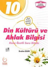 10. Sınıf Din Kültürü ve Ahlak Bilgisi Konu Özetli Soru Kitabı