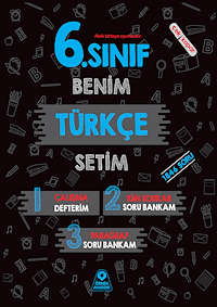 6. Sınıf Benim Türkçe Setim