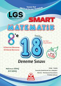 Lgs Smart Matematik 18 Deneme Sınavı
