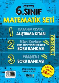 6. Sınıf Matematik Seti