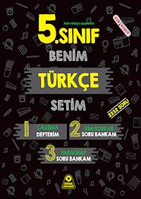 5. Sınıf Benim Türkçe Setim