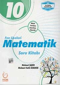 10. Sınıf Fen Liseleri Matematik Soru Kitabı