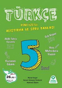 5. Sınıf Türkçe Alıştırma ve Soru Bankası - 2019