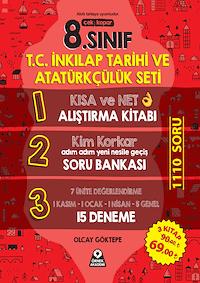 8. Sınıf T.C. İnkılap Tarihi ve Atatürkçülük Seti