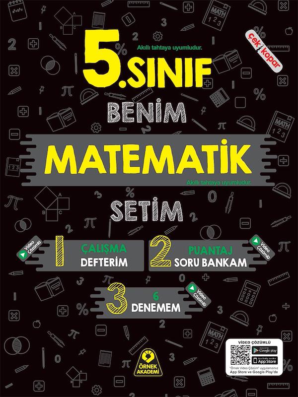 5. Sınıf Benim Matematik Setim