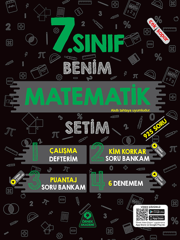 7. Sınıf Benim Matematik Setim
