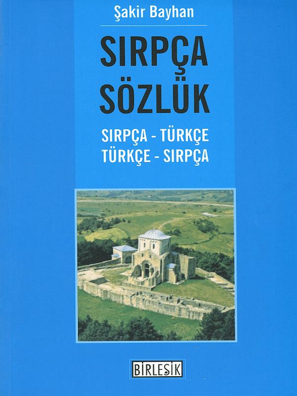 Sırpça-Türkçe Türkçe-Sırpça Sözlük