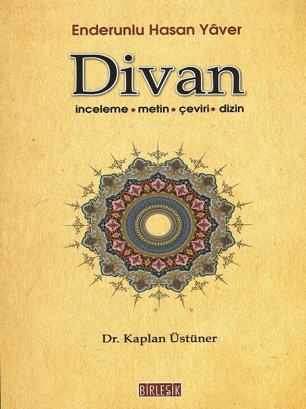 Divan / İnceleme-Metin-Çeviri-Dizin